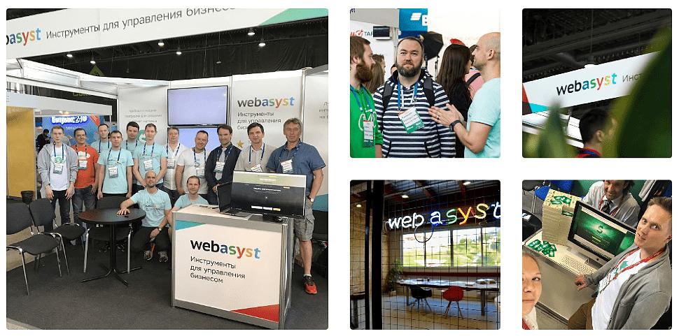 La información sobre Webasyst Shop Script