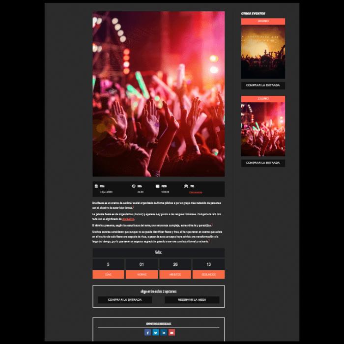 Si estás pensando en automatizar completamente el negocio de la discoteca y la emisión de entradas en línea, y estás buscando una información sobre los plugin de WORDPRESS para tu discoteca que ayudarán a resolver tu problema, preste atención a nuestro producto virtual - VIPRUS