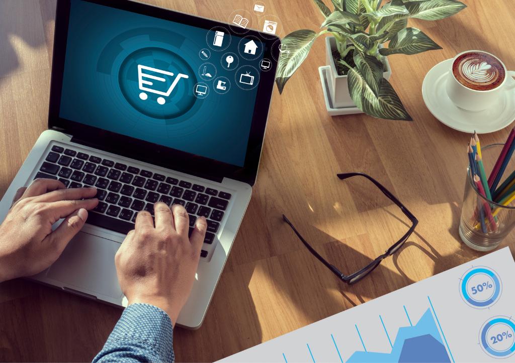 Actualmente hay un aumento del comercio electrónico en todo el mundo